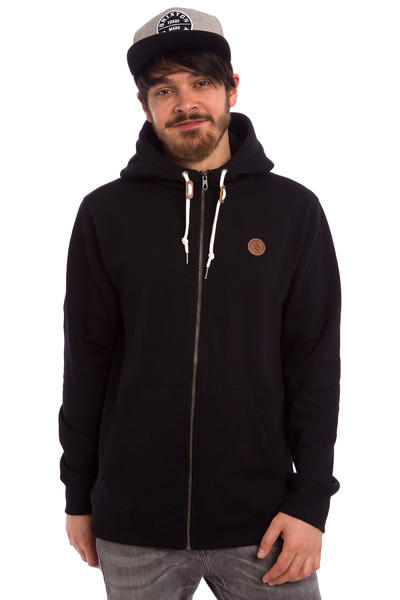 Volcom Single Stone Zip-Hoodie (black)