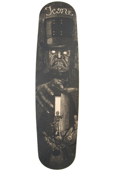 "Icone Babadook 37.8"" (96cm) Longboard Deck"