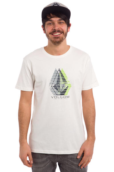 Volcom Minor T-Shirt (paint white)