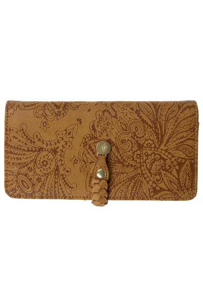 Volcom Crush Wallet women (brown)