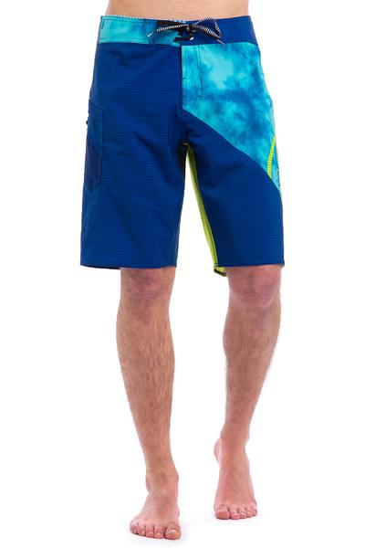 Volcom Liberate Lido Mod Boardshorts (matured blue)