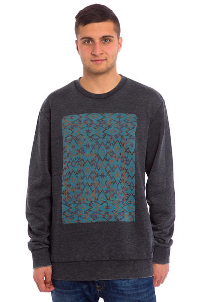 Globe Crescent Sweatshirt (black patch)