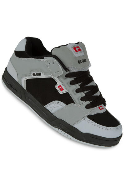 Globe Scribe Schuh (black grey red)