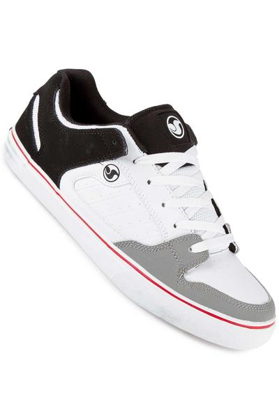 DVS Militia CT Leather Chaussure (white black grey)