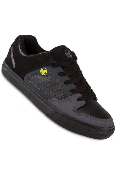 DVS Militia CT Nubuck Shoe (black black grey)