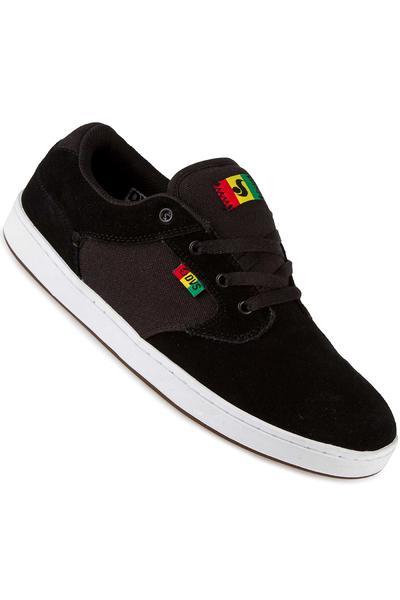 DVS Quentin Suede Shoe (black rasta)