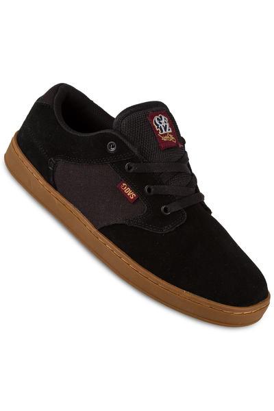 DVS x Getz Quentin Suede Shoe (black port gum)