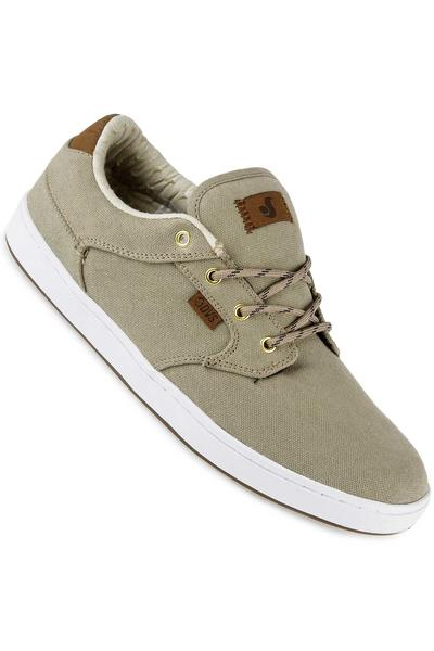 DVS Quentin Canvas Shoe (beige)