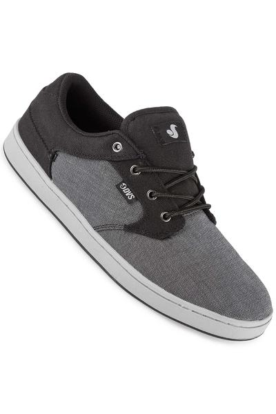 DVS Quentin Canvas Shoe (black grey)