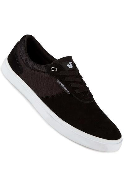 DVS Merced Suede Shoe (black white)