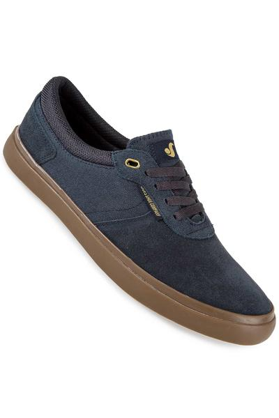 DVS Merced Suede Shoe (navy gum)