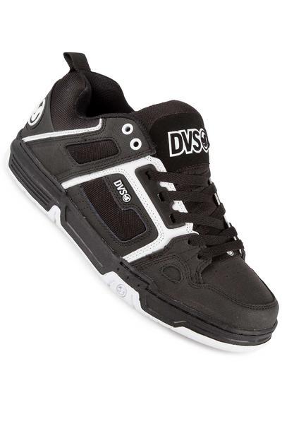 DVS Comanche Shoe (black black white gunny)