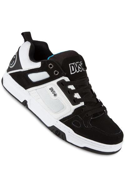DVS Comanche Nubuck Schuh (black white black)