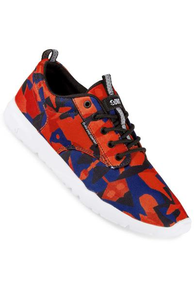 DVS Premier 2.0 Mesh Shoe (red blue black)