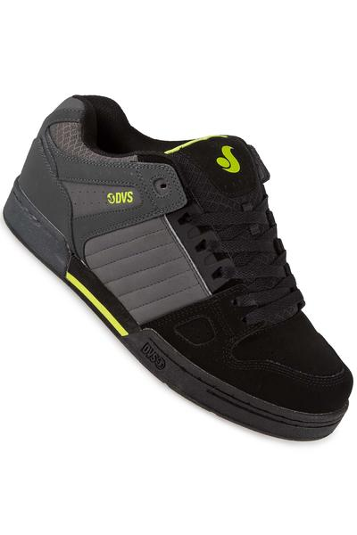 DVS Celsius Nubuck Shoe (grey black lime)