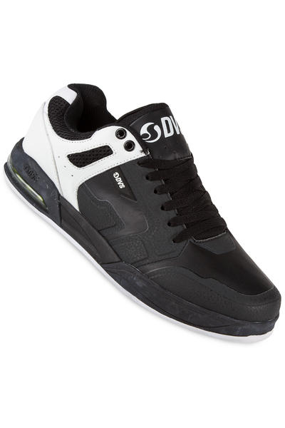 DVS Enduro X Shoe (black white lime)