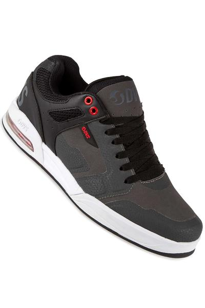 DVS Enduro X Nubuck Shoe (grey black red)