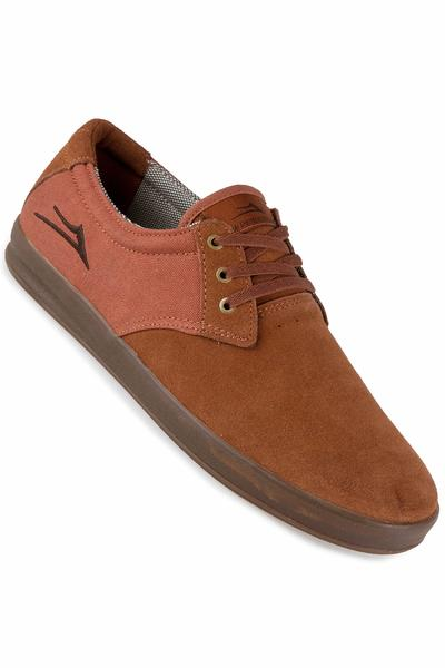 Lakai MJ XLK Suede Shoe (copper)