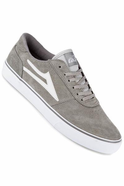 Lakai Manchester Suede Schuh (grey)