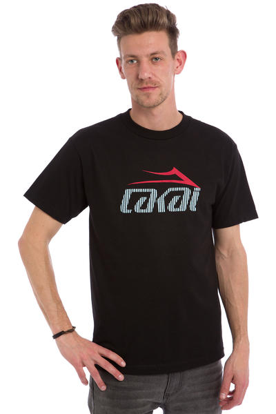 Lakai Tonal Tech T-Shirt (black)