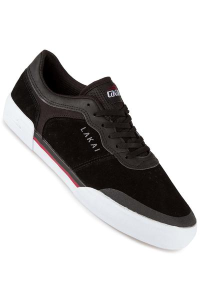 Lakai Staple Suede Shoe (black)