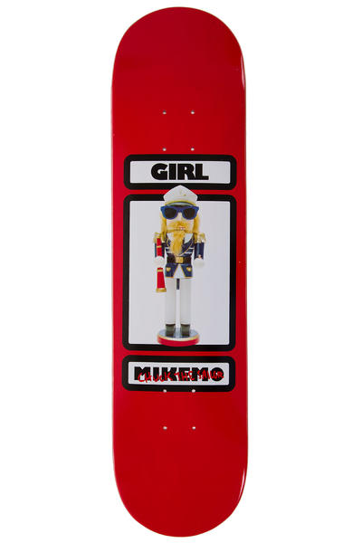 "Girl Capaldi One Off 7.75"" Deck (red)"