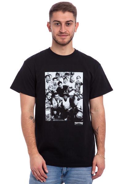 Thrasher Venice T-Shirt (black)