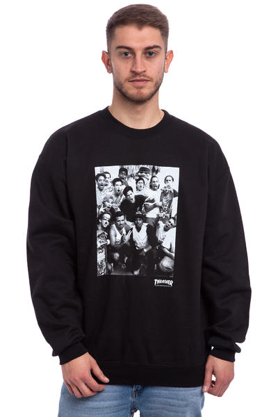 Thrasher Venice Sweatshirt (black)