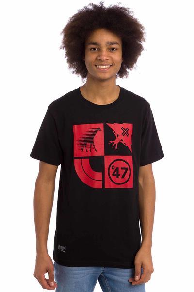 LRG Lifted Cluster T-Shirt (black)