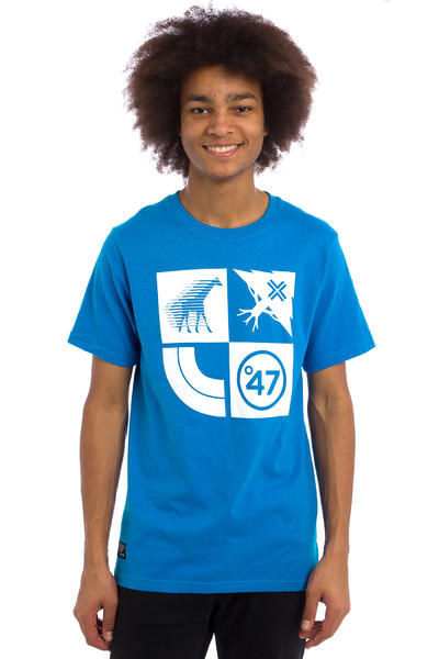 LRG Lifted Cluster T-Shirt (blue)