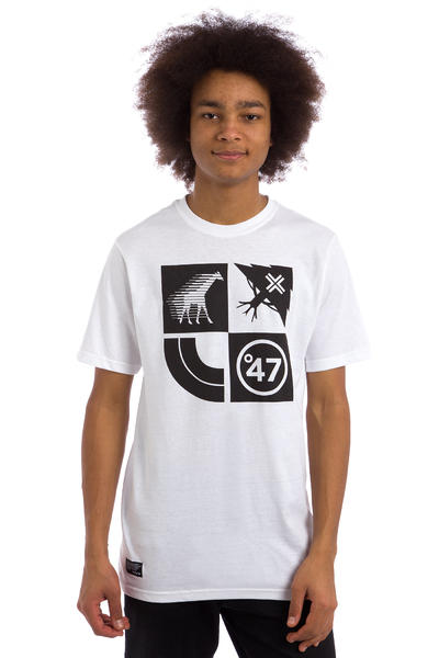 LRG Lifted Cluster T-Shirt (white)