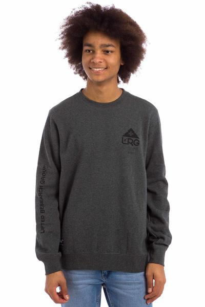 LRG One Icon Sweatshirt (charcoal heather)