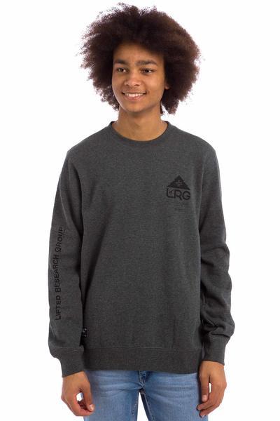 LRG One Icon Sweatshirt (charcoal heather)