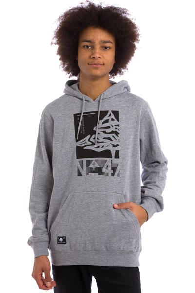 LRG Tales Of The Tree Hoodie (ash heather)