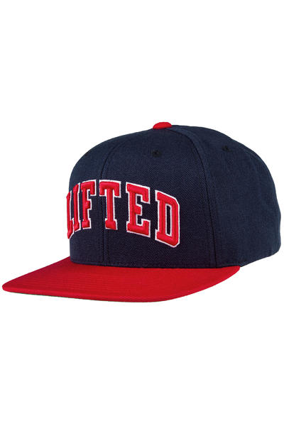 LRG Lifted Snapback Cap (navy)