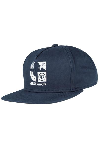 LRG 4 Icon Strapback Cap (navy)
