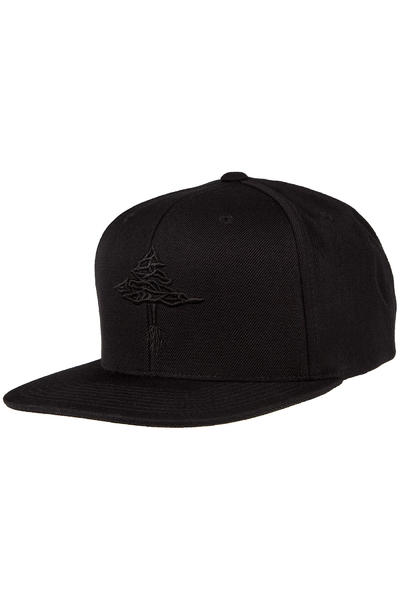 LRG Root Tree Snapback Cap (black)
