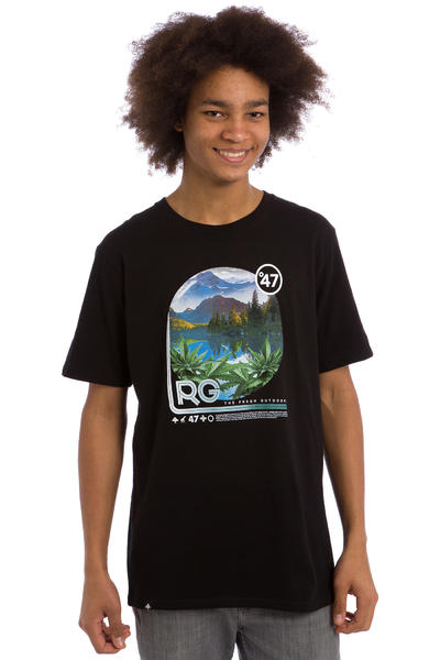 LRG Fresh Outdoors T-Shirt (black)