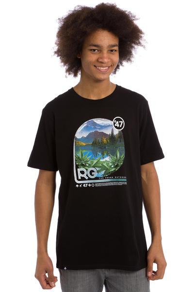 LRG Fresh Outdoors T-Shirt (black)