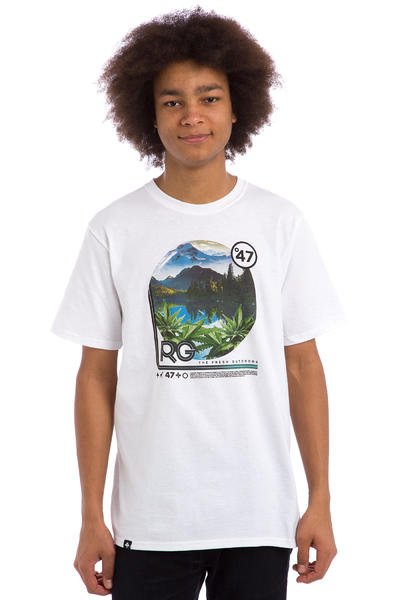 LRG Fresh Outdoors T-Shirt (white)