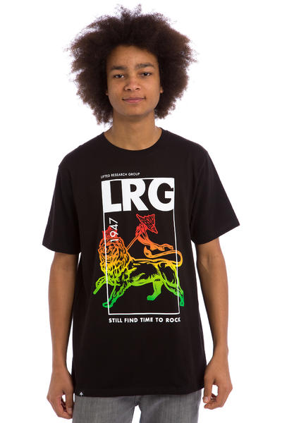 LRG Time To Rock T-Shirt (black)
