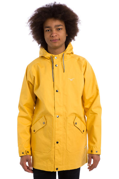 Cleptomanicx Spotter Jacke (solar power)