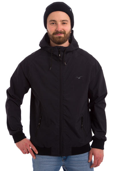 Cleptomanicx Simplist All Season Jacke (black)