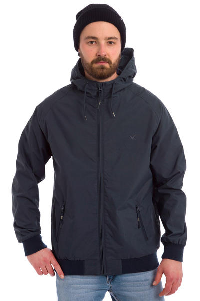 Cleptomanicx Simplist All Season Jacket (dark navy)
