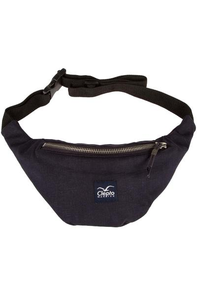 Cleptomanicx Hemp Bag (dark navy)