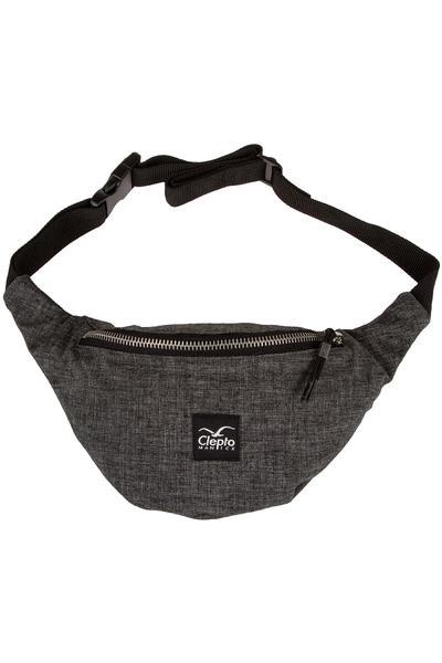 Cleptomanicx Hemp Bag (heather dark grey)