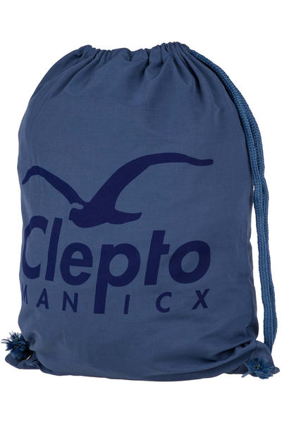 Cleptomanicx True CI Bag (petrol blue)