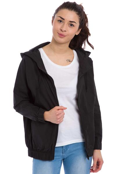 Cleptomanicx Sarah Jacket women (black)