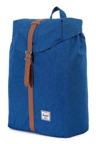 Herschel Post Rucksack 16L (cobalt crosshatch)