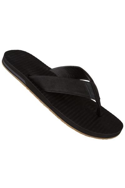 Volcom Fader Sandale (black stripe)